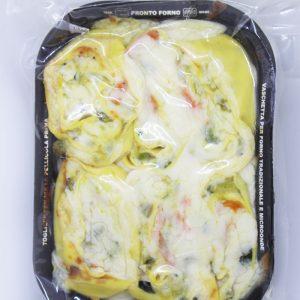 Cannelloni di ricotta al ragù bolognese