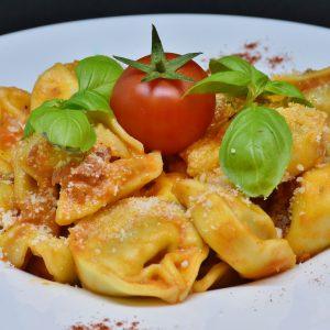 Tortelloni bolognesi